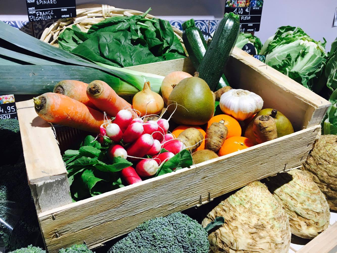 Panier primeur fruits et l gumes de la semaine 12 - Panier legumes strasbourg ...
